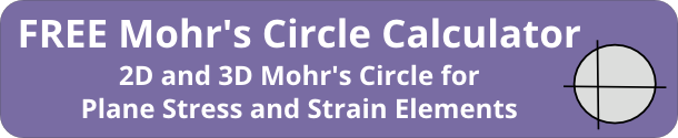 FREE Mohr's Circle Calculator